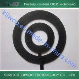 Arandela de goma a prueba de calor modificada para requisitos particulares de silicón del OEM