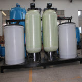Gedämpfter Bolier Wasser-automatischer Wasserenthärter für Wasser-Reinigung