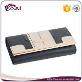 Бумажник муфты карточки женщин PU новой конструкции Fani кожаный