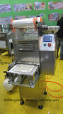 Fs-600 Fast Food Box Wrapping Machine, Salad Tray Film Sealing Machine