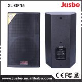 XL-GF15 High Quality 800W Home Theater Altavoz de 15 pulgadas para escenario / sala de conferencias