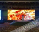 Afficheur LED de publicité polychrome P4 pour d'intérieur