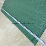 Saco tecido PP novo do material 50kg de 100%