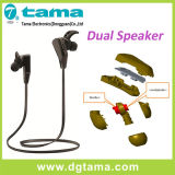 Fone de ouvido do esporte de Bluetooth Earbuds com Mic e 4 altofalantes