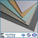 Los paneles acanalados de aluminio aislados del compuesto de la azotea