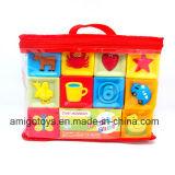 고품질 비닐 장난감 아기 아이 목욕 세트