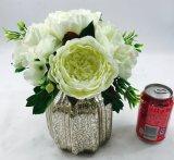 다채로운 꽃 인공적인 플랜트 훈장 Bonsai