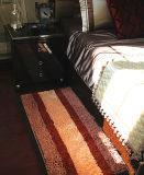Tessuto felpato domestico della tessile che pavimenta l'alta moquette della coperta di Microfiber del Chenille del mucchio