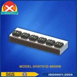 IGBT CNCの機械化アルミニウム脱熱器