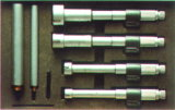 Счетчик U-Числа 3 пункта внутри микрометра
