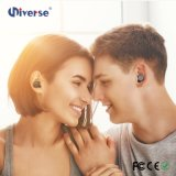 CSR invisible d'Earbuds de véritable qualité stéréo sans fil d'Earbuds de vente en gros de constructeur de Shenzhen mini pour des téléphones mobiles