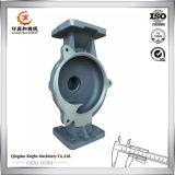 Produits personnalisés Pièces de pompe à béton gris en fer Gg20 avec peinture noire