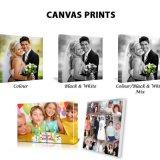 Het Af:drukken van het Canvas van het huwelijk, het Af:drukken van het Canvas van de Douane voor de Muur van het Huis