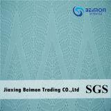 Fábrica chinesa direta--tela de engranzamento do laço do jacquard de 80.03%Nylon 19.97%Spandex
