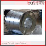 Bobina de aço galvanizado quente quente Z100 Spangle regular