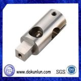 Peças fazendo à máquina do CNC com alumínio/material de aço/de bronze
