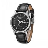 人のための316Lステンレス鋼の日本水晶Movtの腕時計