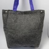 Выдвиженческая Non-Woven сумка войлока ткани с просто типом