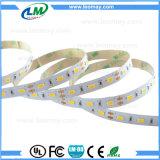 Van de de Groene LEIDENE van Decrated Licht het super helderheidsSMD5730 Strook van Stroken