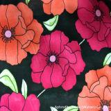 衣服のための100%年の綿の織り方によって印刷されるボイルファブリックか寝具またはスカーフ