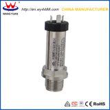 Sensor industrial da pressão de Diaphragme da corrugação de Wp435b