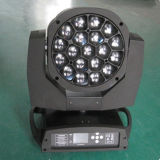 Etapa DMX 19X15W abeja ojo del LED móvil de la viga Luz