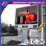 Publicidade a cores Full Outdoor LED canta Custom LED Sign P6