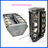 LED Lighting 8*10W Spider Beam Moving Head