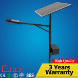 Indicatore luminoso di via solare dello SGS LED di RoHS TUV del Ce del ccc 60W