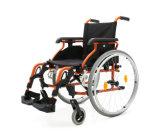 Alluminio, sedia a rotelle leggera (AL-002C)