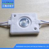 Módulo impermeável do diodo emissor de luz 3W para anunciar a iluminação da caixa