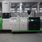 Nuevo plástico del diseño que recicla y máquina de la granulación para la película del PE de los PP