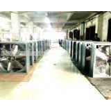 温室の壁に取り付けられた大きいサイズの換気扇ボックスファン