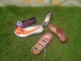 機械を作る機械またはゼリーの靴を作る水晶靴