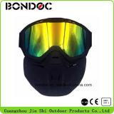 Lunettes à la mode de ski du modèle le plus neuf avec le masque