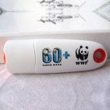 Vara plástica quente da memória do USB do costume USB2.0/3.0 (YT-1160)