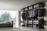 De houten Garderobes van de Opslag Malamine voor Slaapkamers