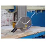 De automatische Snijder van de Zaag van de Brug & van het Blad van de Zaag voor het Marmer van het Graniet (XZQQ625A)