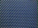 電流を通されるか、またはステンレス鋼のひだを付けられた金網