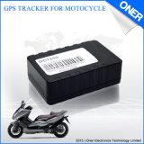 Minigröße GPS-Fahrzeug und Motorrad-Verfolger mit den Daten, die durch Zeit-Abstand speichern