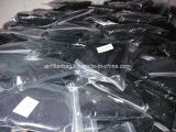 Schwarze Nylonfiltertüte