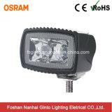 "3 ""10W Mini LED Flut Arbeit Licht Osram"