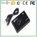 USB 125kHz del programa de lectura del control de acceso de la emulación RFID del teclado