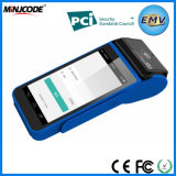工場供給のタッチ画面手持ち型POSターミナル、GPRS、WiFi、支払、Mj Hmpos4のためのBluetooth