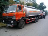 6X4 caminhão de tanque de combustível de 20 cbm 20000 L preço de caminhão de refugo