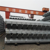 Normaler Standard Sch des Enden-ASTM A53. 40 galvanisierte Stahlrohrleitung