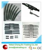 Peças superiores da lâmina/barramento de limpador do pára-brisas