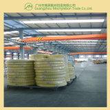 Le fil d'acier tressé a renforcé le boyau hydraulique couvert par caoutchouc (SAE100 R1-5/16)