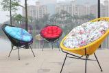 Мебель сада отдыха балкона Three-Piece просто