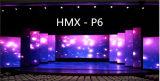 P6 Digitaces al aire libre que hacen publicidad de la pantalla de visualización de LED